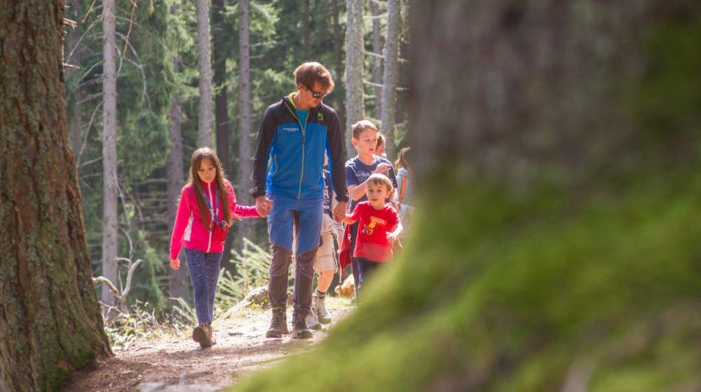 Escursioni per bambini incluse nella vacanza